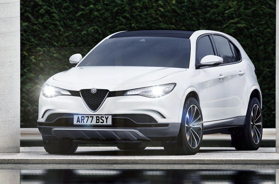 Alfa Romeo Nine New Cars By Autocar