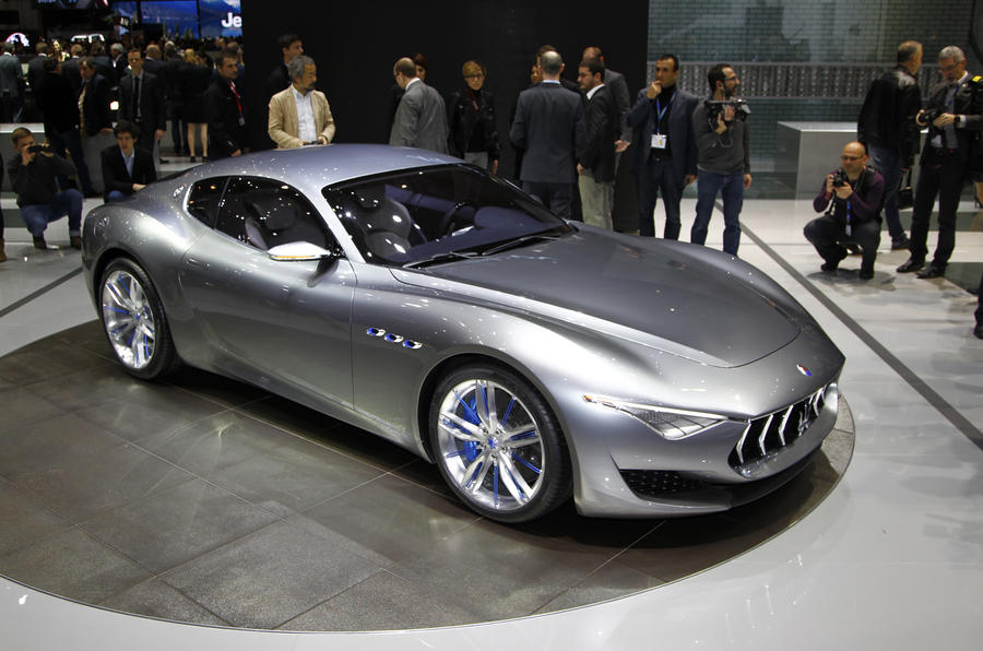 All-electric Maserati Alfieri coming in 2020