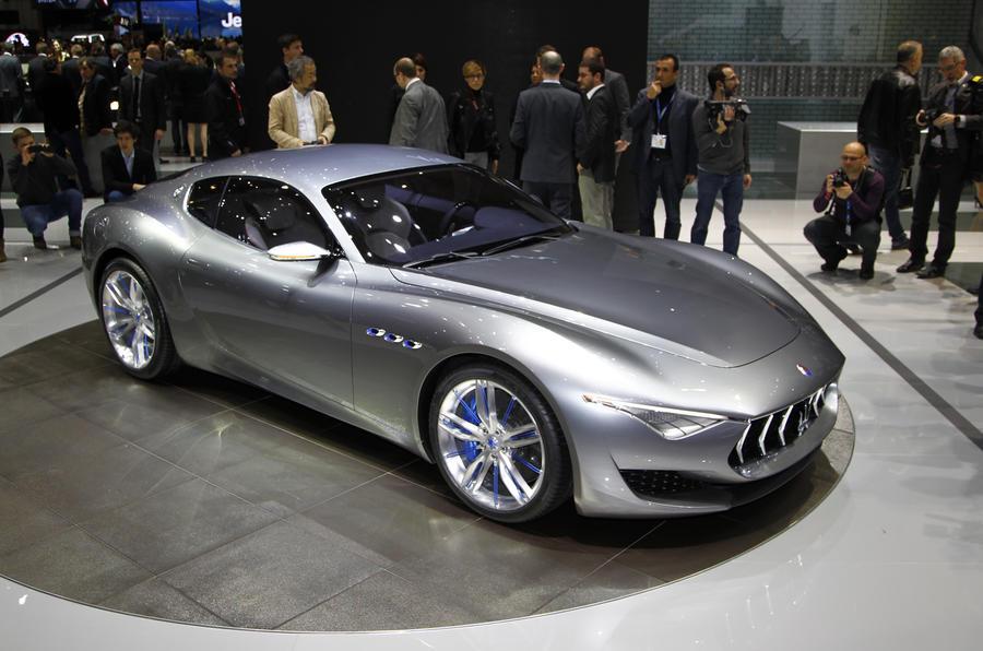 Electric Car Vs Maserati