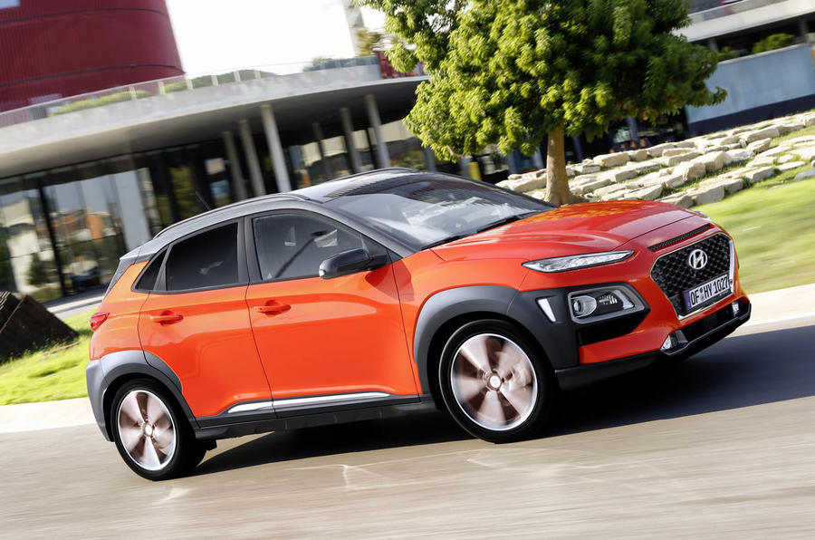 Hyundai Kona: new Nissan Juke rival priced from £16,450
