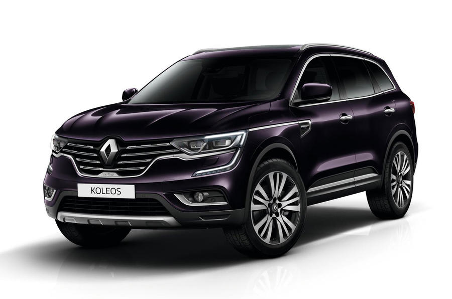 Renault Koleos: UK specs and details of new Initiale Paris variant