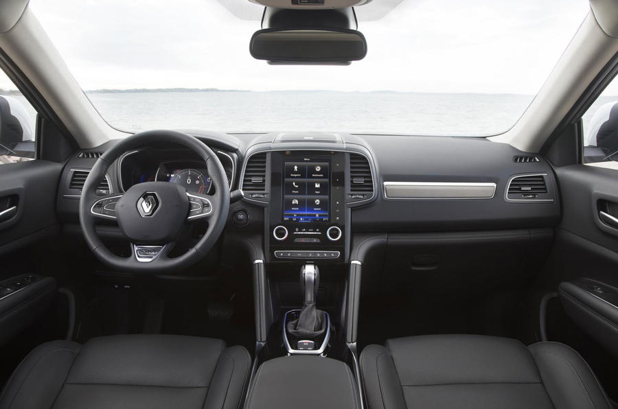 Renault Koleos: UK specs and details of new Initiale Paris variant