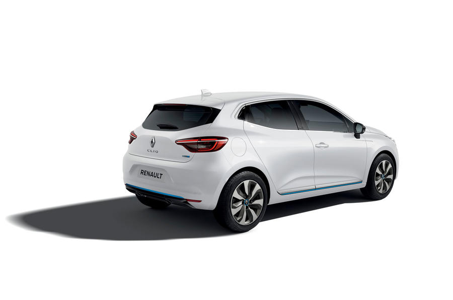 Renault introduces hybrid Clio and Captur