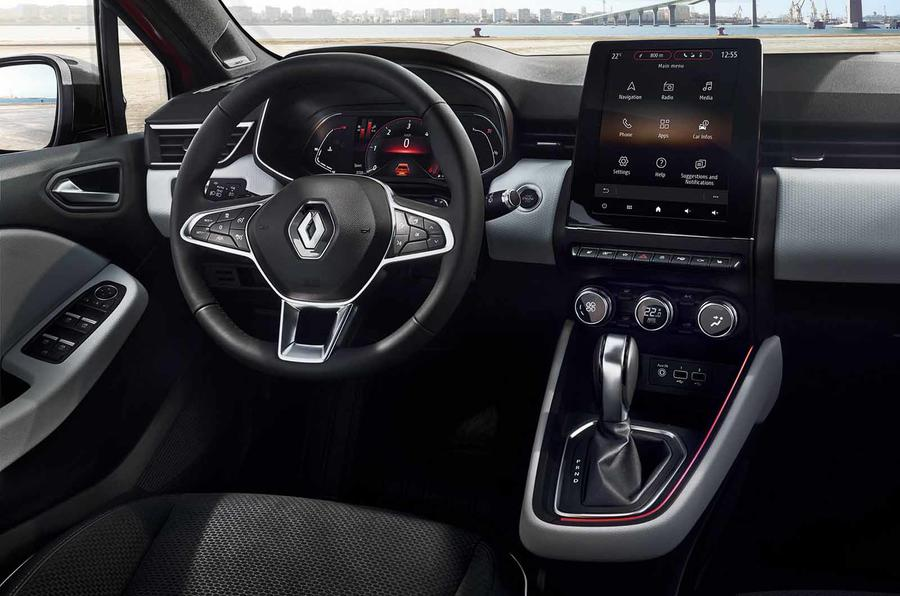 New Renault Clio Fresh Pictures Of More Premium Hatch Revealed