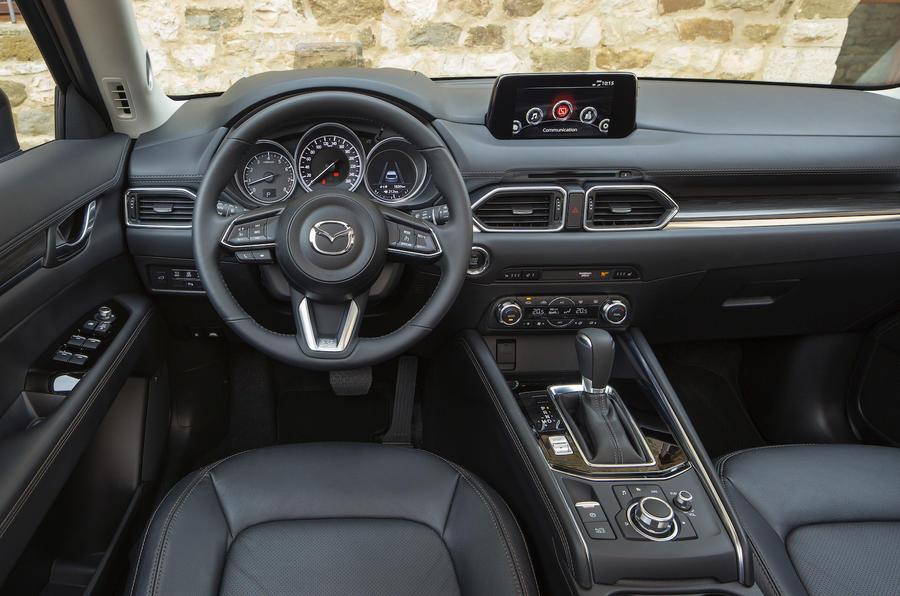 Mazda Cx 5 Awd >> Mazda CX-5 2.2 Skyactiv-D 2017 review Autocar
