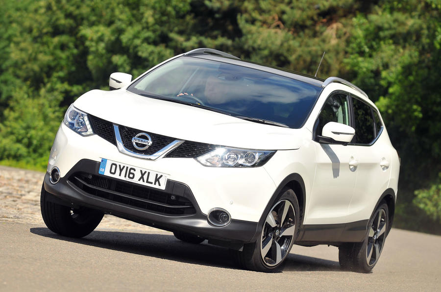 Nissan Qashqai Tyre Update Reduces Running Costs Autocar