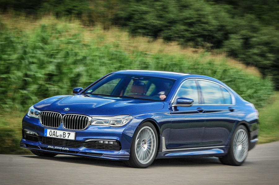 2016 alpina b7 biturbo review review autocar. Black Bedroom Furniture Sets. Home Design Ideas