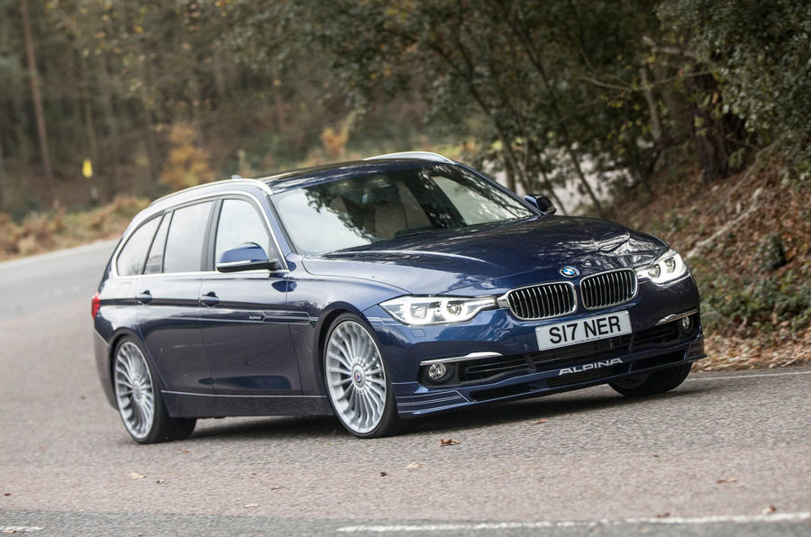 2015 Alpina D3 Biturbo Touring review review | Autocar