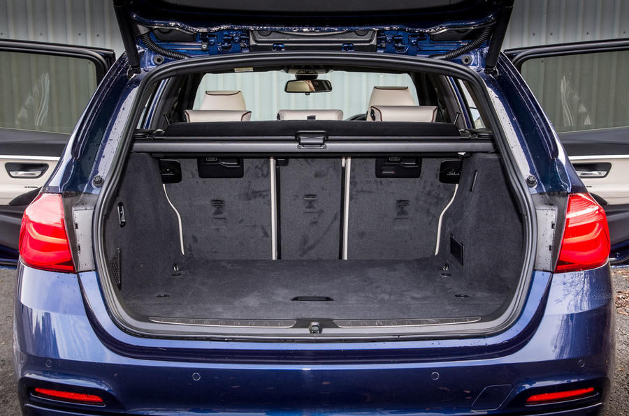 Alpina D3 Touring boot space