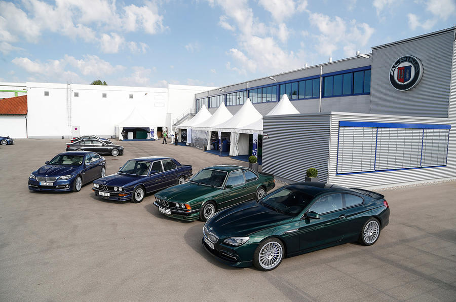Alpina At 50 How To Improve On Bmw S Finest Work Autocar