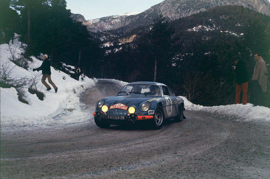 Monte Carlo Car Brand >> A brief history of Alpine, 1955 - 2017 | Autocar