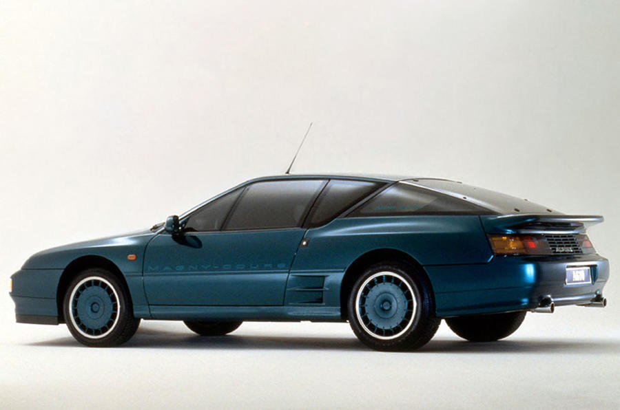 Alpine A610 Magny Cours