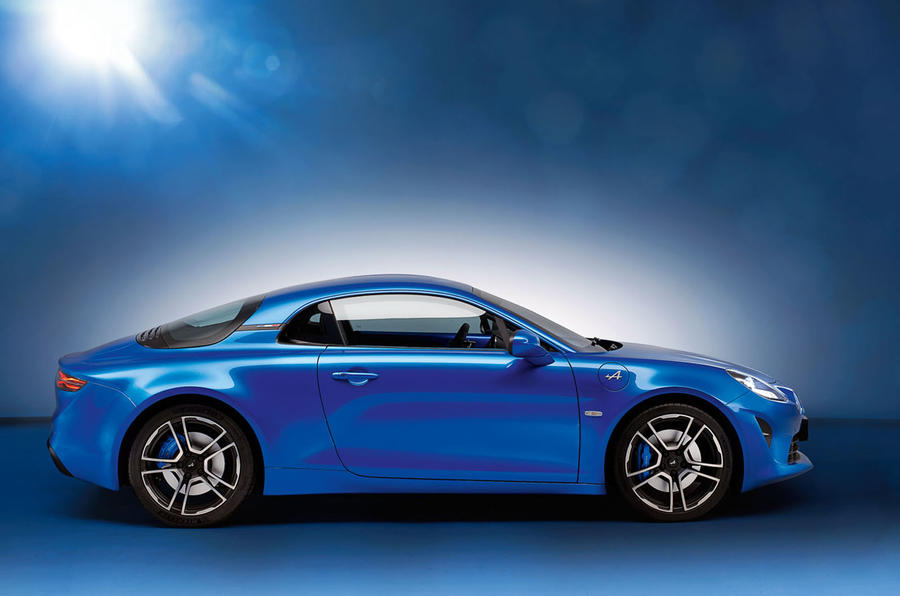 alpine a110 new official video of 247bhp porsche cayman rival autocar. Black Bedroom Furniture Sets. Home Design Ideas