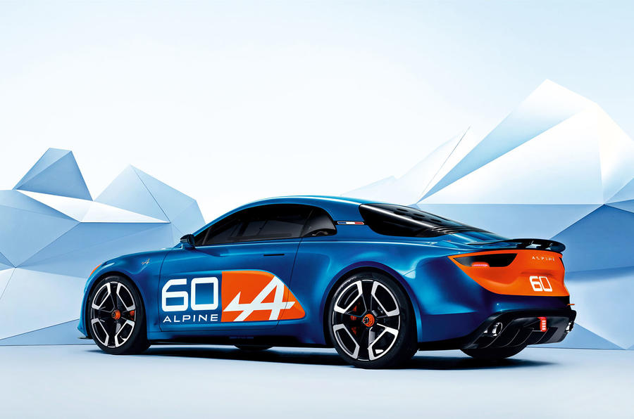 renault alpine concept interior leaked ahead of imminent reveal autocar. Black Bedroom Furniture Sets. Home Design Ideas