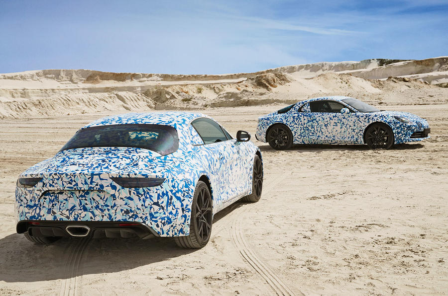 Renault Now Accepts Orders For The New Alpine Premier Edition