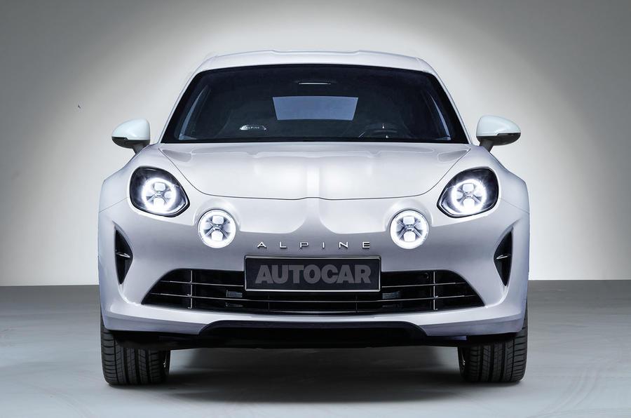 Rumoured Alpine SUV