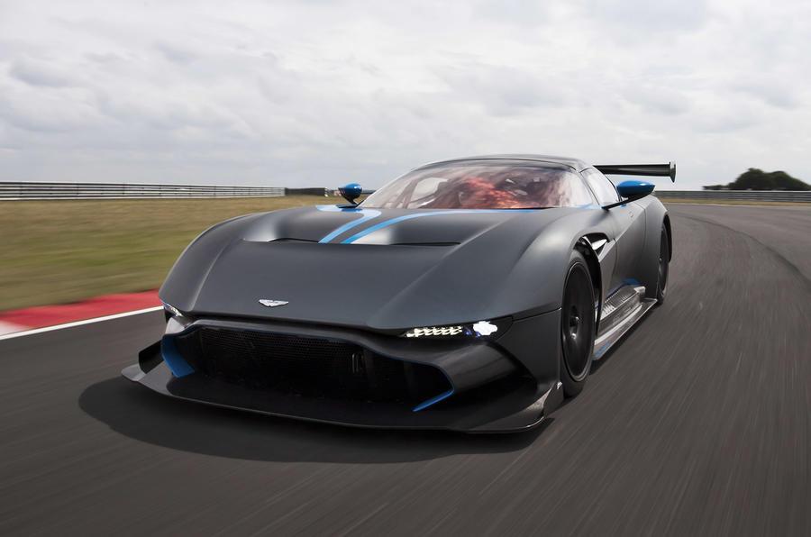 Aston Martin Vulcan Hypercar ...