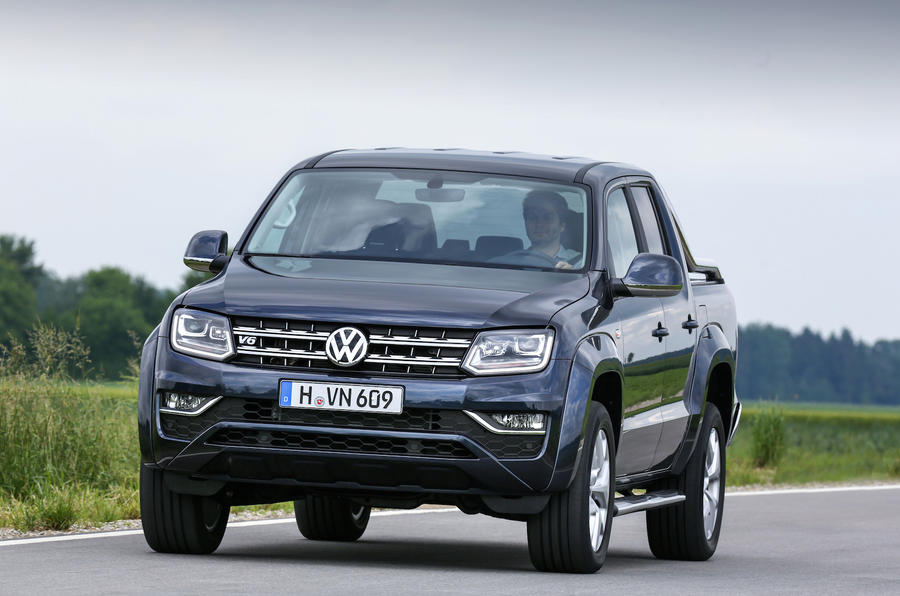 2016 Volkswagen Amarok 3 0 Tdi 224 Highline Review Review