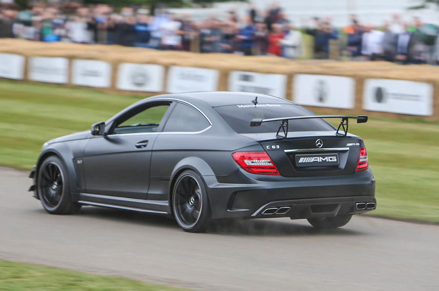Mercedes-AMG C 63 Coupe Black Series