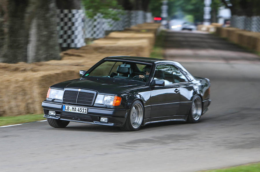 Mercedes 300 CE AMG