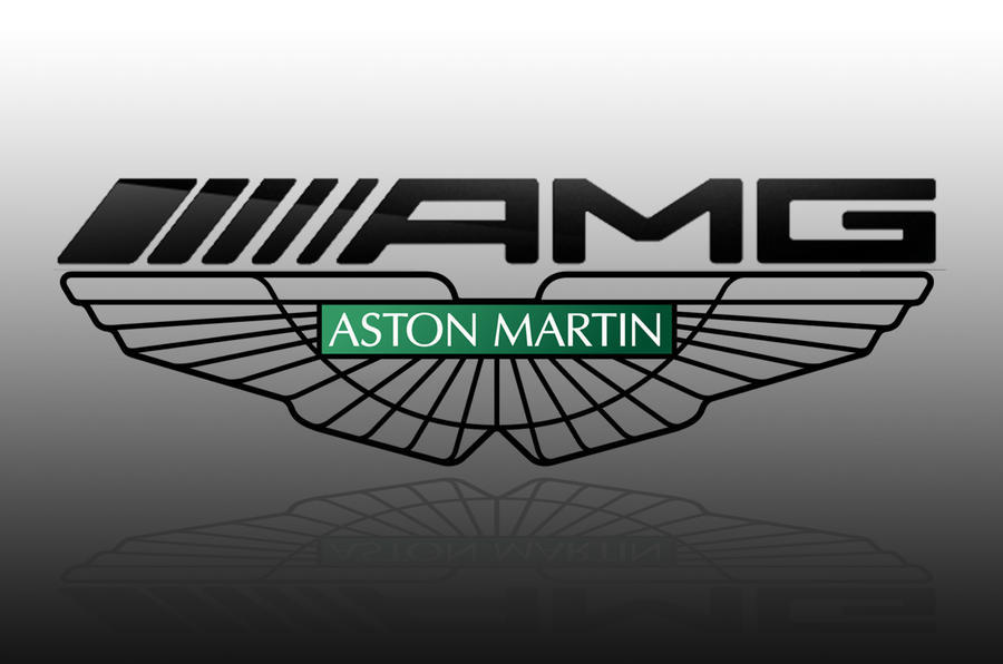 Aston Martin, AMG logo