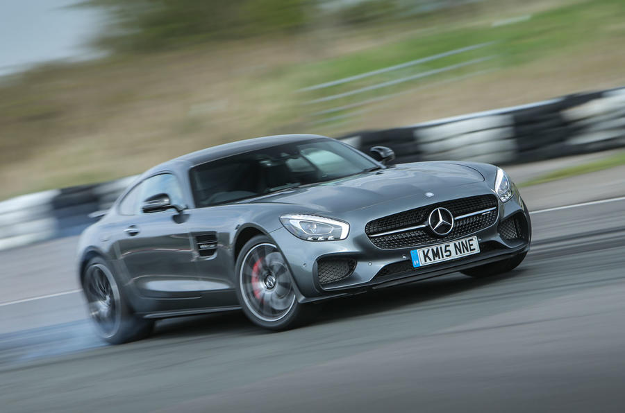 2015 Mercedes AMG GT S Edition 1 UK Review Review | Autocar