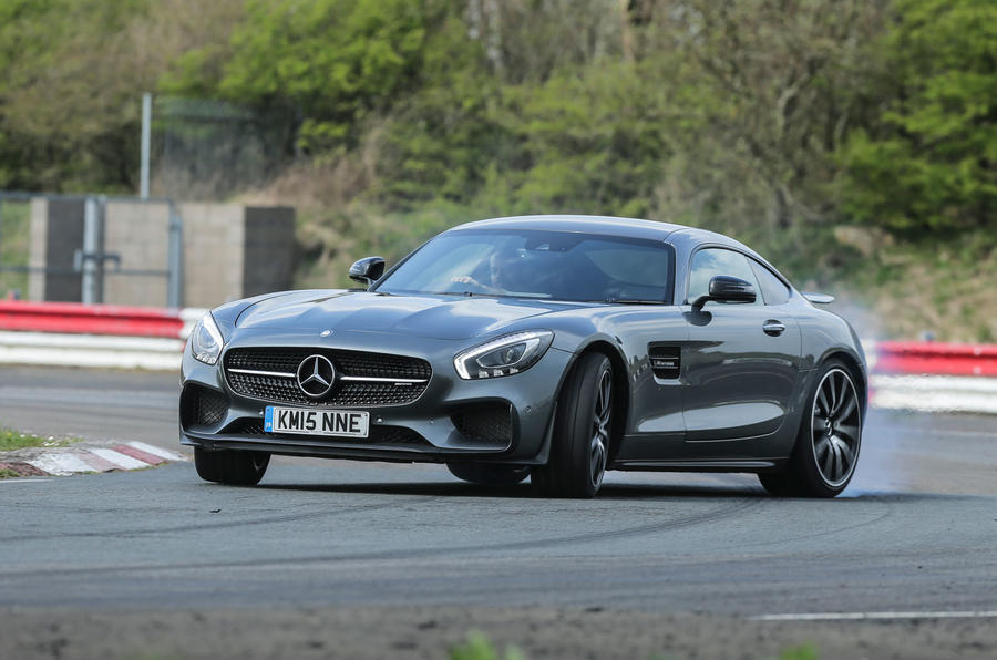 2015 Mercedes-AMG GT S Edition 1 UK review review | Autocar