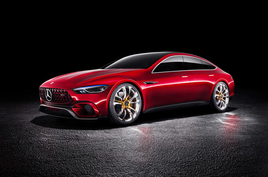 New Mercedes-AMG GT Concept to make production in 2019 ...