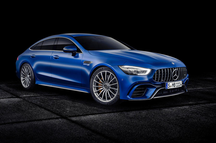 Mercedes-AMG GT63 four-door