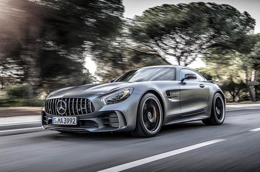 Mercedes gtr 2016