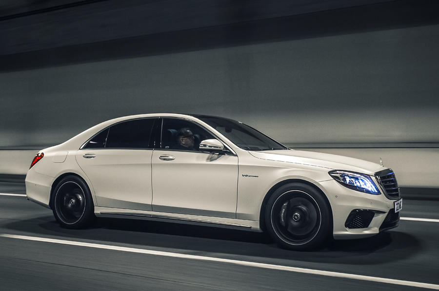 The S63 AMG currently has the M157