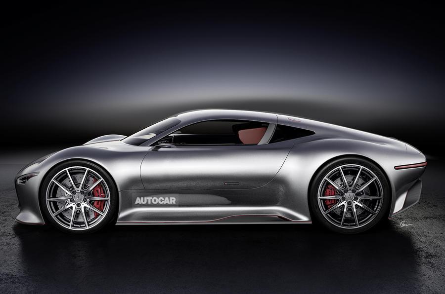 Mercedes-AMG supercar