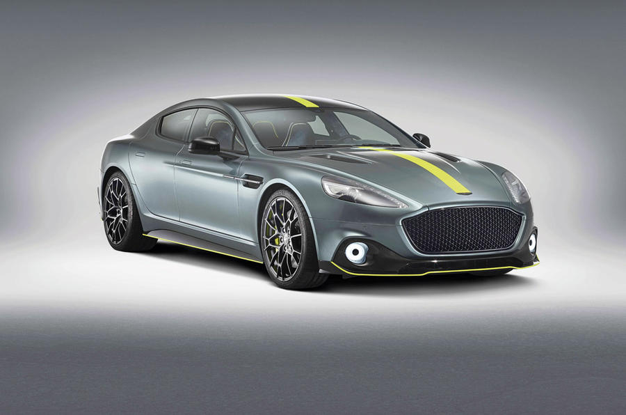 595bhp Aston Martin Rapide AMR revealed