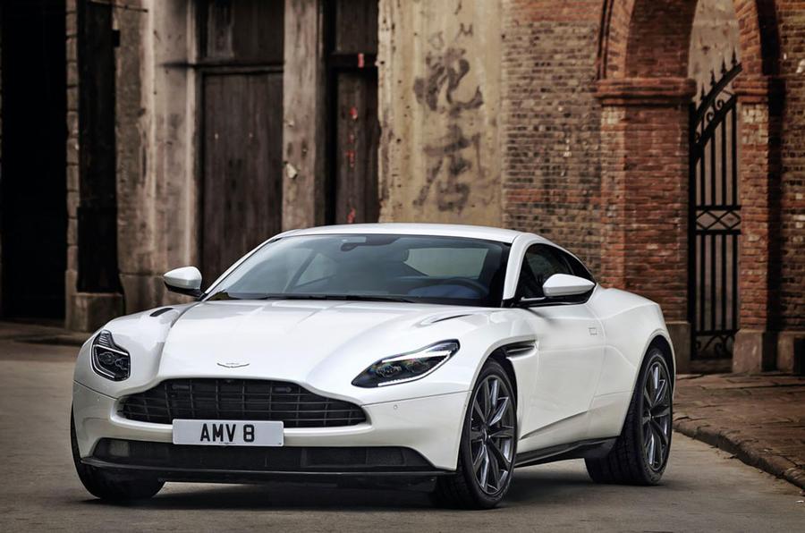 New Aston Martin Db11 V8 On The Way With Amg Engine Autocar