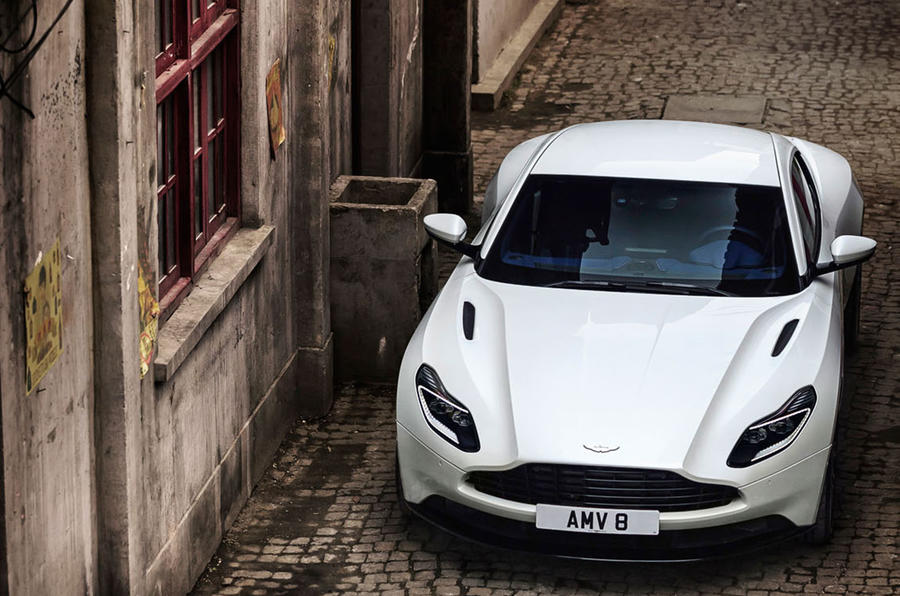 New Aston Martin DB11 V8 on the way with AMG engine