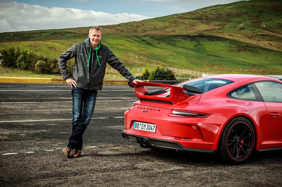 Meeting Andreas Preuninger - Porsche's high-performance car manager