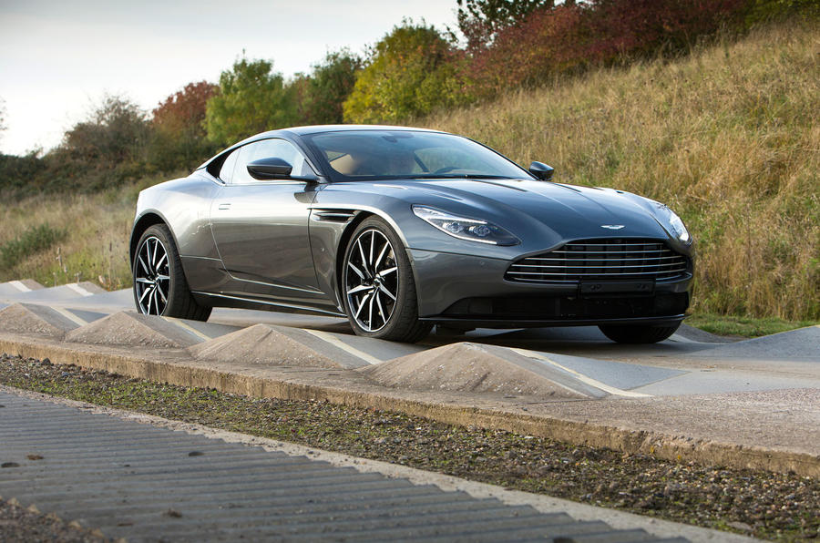 How each Aston Martin DB11 is perfectly created