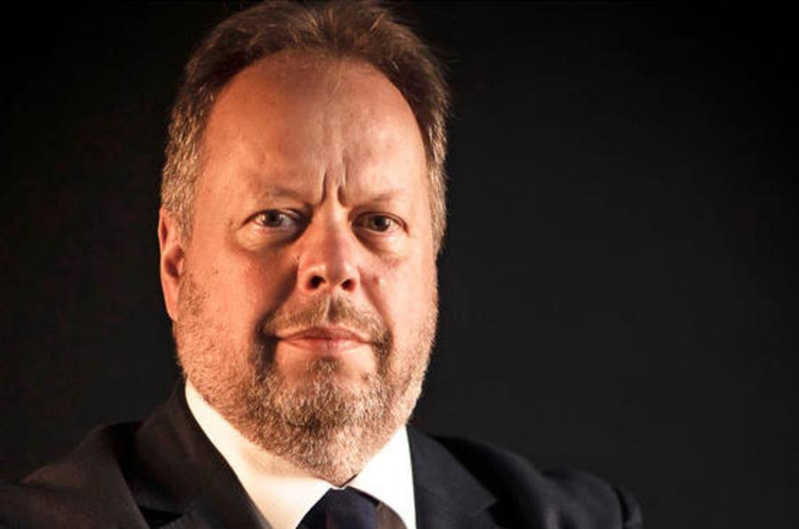 Aston Martin boss Andy Palmer