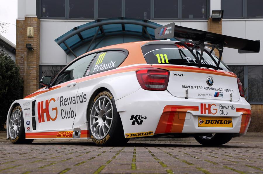 Andy Priaulx To Make British Touring Car Championship Return With
