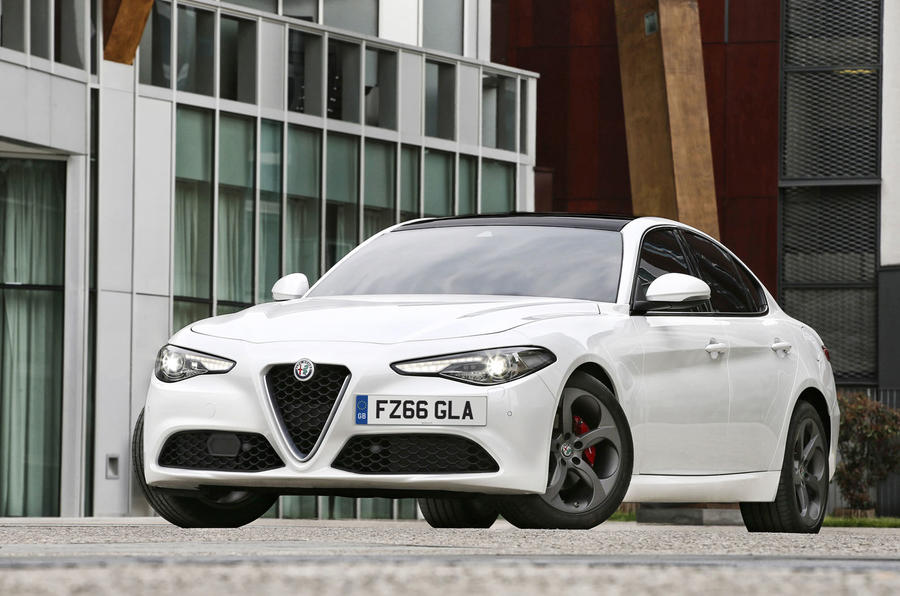 Alfa Romeo Giulia On Sale In Britain From Autocar - New alfa romeo for sale