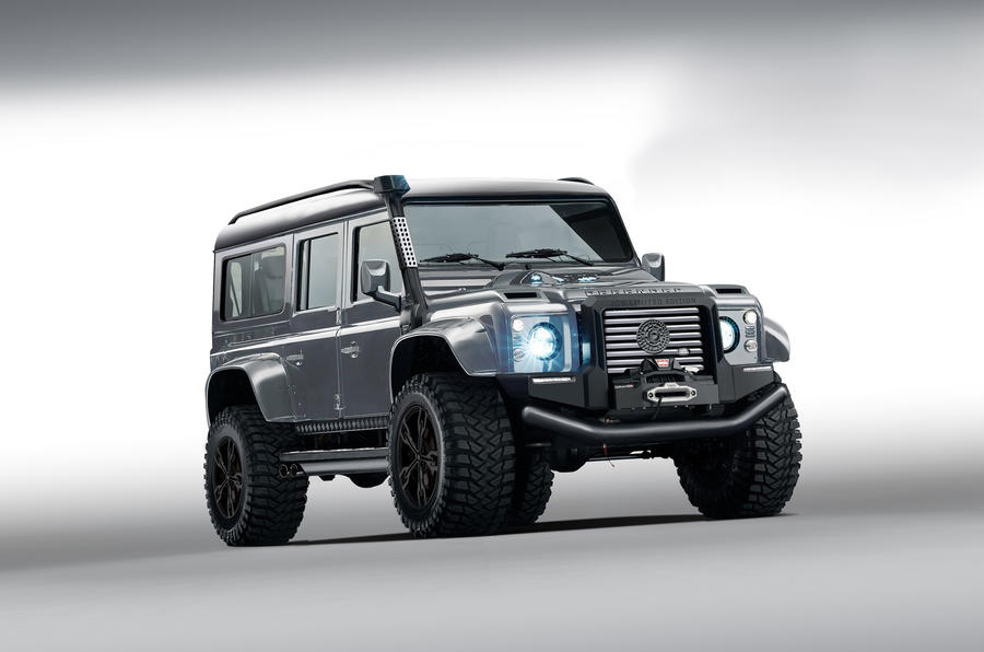 53 Bespoke Land Rover Defenders To Be Created By Italian
