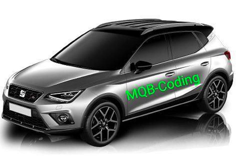 Seat Arona images leaked online