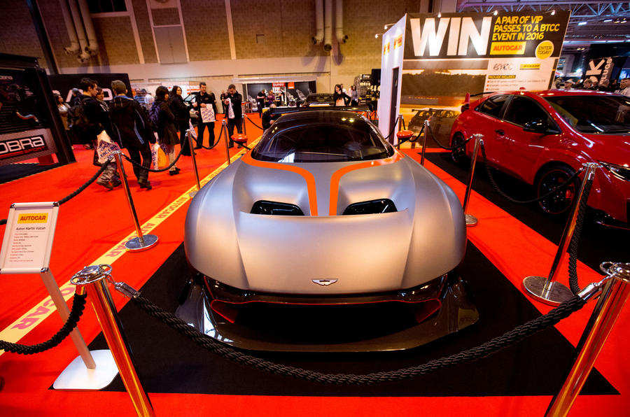 Autosport international 2016 show report and gallery for What does a motor vehicle report show