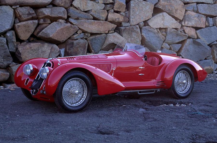 6: 1935 Alfa Romeo 8C 2900