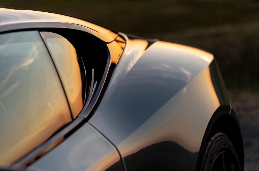 Aston Martin DB11 UK first drive haunch