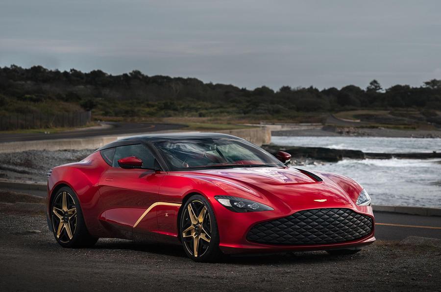 Aston Martin DBS GT Zagato: 760bhp special revealed | Autocar