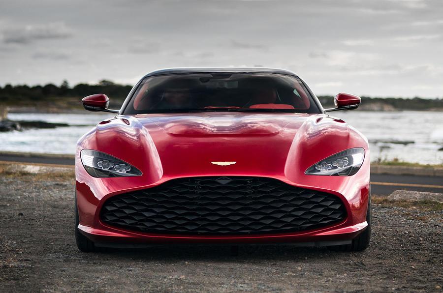 Aston Martin Dbs Gt Zagato 760bhp Special Revealed Autocar