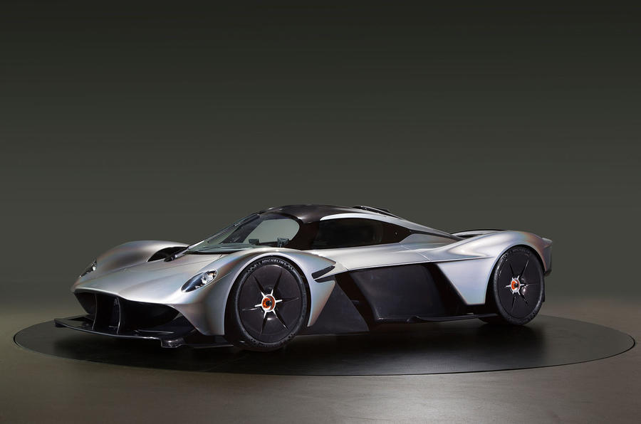 Aston Martin Valkyrie Could Challenge For Outright Nurburgring - Build your own aston martin