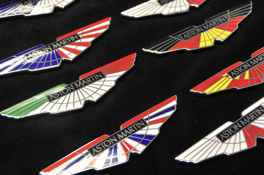 How Do They Make Aston Martin Badges Autocar