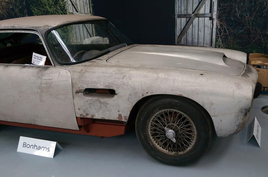 Why A Aston Martin Barn Find Makes Financial Sense Autocar - Aston martin restoration project for sale